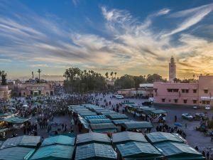 מרקש, מרוקו, 2011